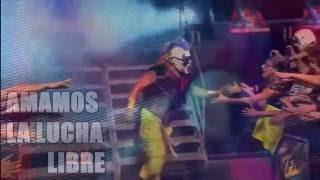 Theme Song PSYCHO CLOWN 2016 Lucha Libre AAA