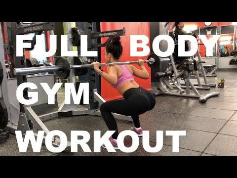 Full Body Workout Routine | Build Lean Muscle
