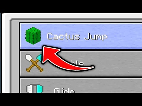 Minecraft : How To Play Cactus Jump Minigame (Ps3/Xbox360/PS4/XboxOne/WiiU)