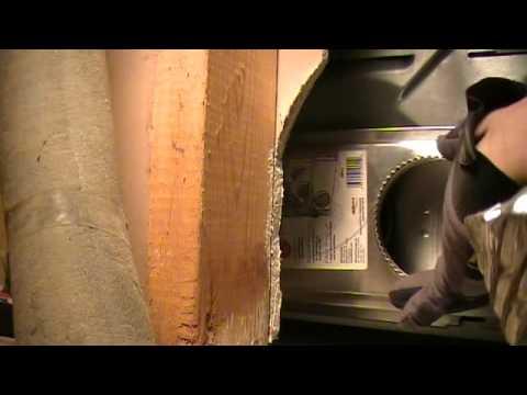 Repairing a Dryer Vent