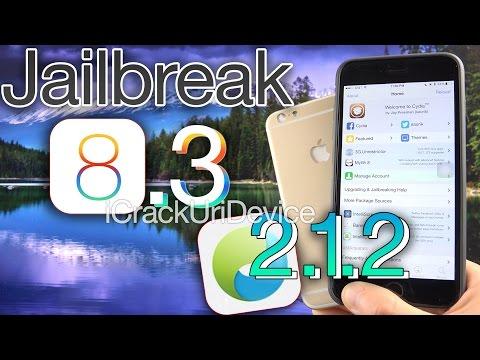 TaiG 2.1.2: Jailbreak iOS 8.3 How to Update - All Cydia Tweaks Work!
