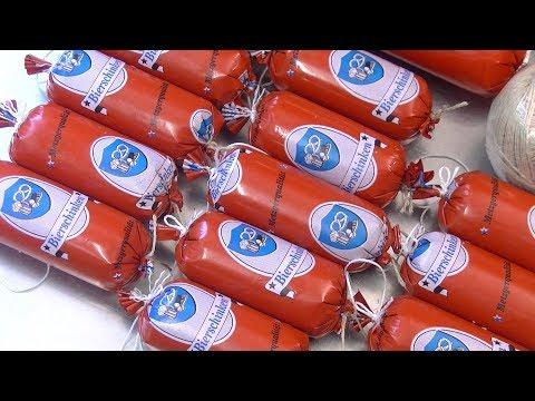 Homemade Beer Sausage German Bierschinken, how to Video littleGasthaus, The German Sausage Maker