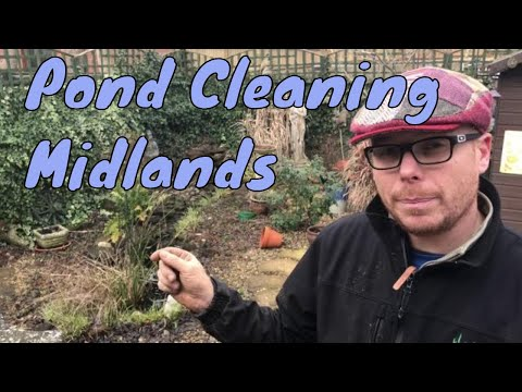 Pond Cleaning Services in the Midlands | UK