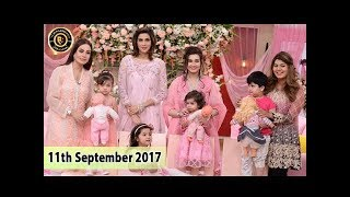 Good Morning Pakistan - 11th September 2017 - Top Pakistani show