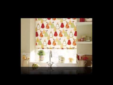 Kitchen Roller Blinds Ideas