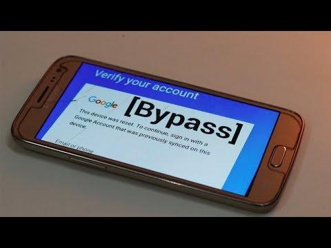 Bypass FRP Lock on Samsung Phones