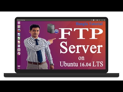 How to Install and Configure FTP Server on Ubuntu Linux 16.04 LTS | Configuring FTP Server in Ubuntu