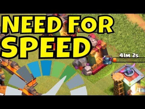 Clash of Clans | UPDATE! FASTER TROOPS, SPELLS, & HERO Times & MORE!