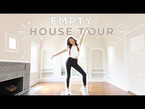 EMPTY HOUSE TOUR! | ilikeweylie