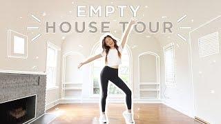 EMPTY HOUSE TOUR!   ilikeweylie