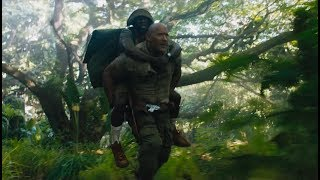 'Jumanji: Welcome to the Jungle' Official Trailer #2 (2017) Dwayne Johnson, Kevin Hart