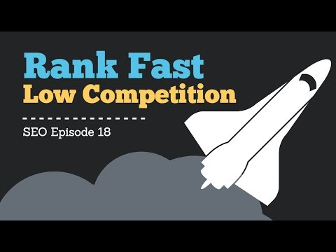 How to Find Low Competition Keywords List to Rank Fast in Google SERP | SEO Tutorial 18