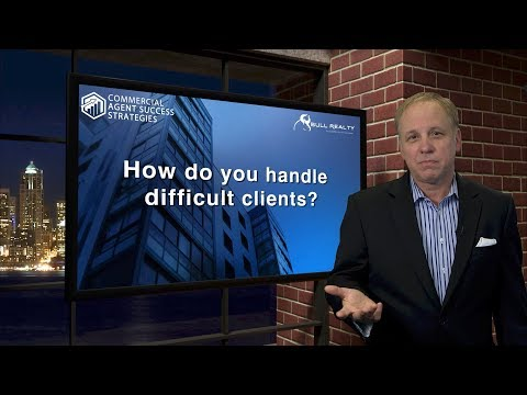 How Do You Handle Difficult Clients?