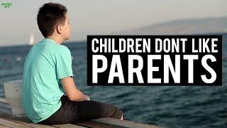 WHY CHILDREN DON