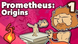 Prometheus - Origins - Extra Mythology - #1
