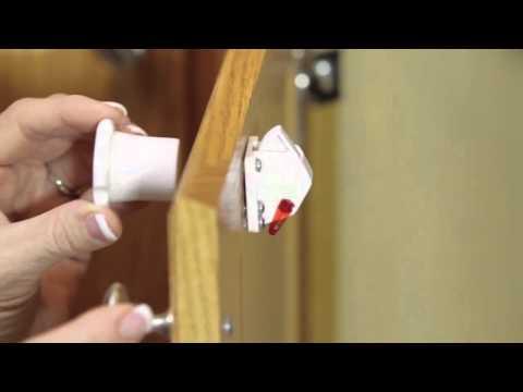 Child Safety Tip   Dreambaby Mag Lock