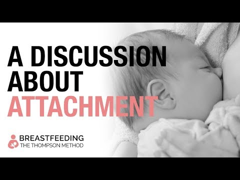 Breastfeeding: Attachment, Latching, Drawing the Nipple