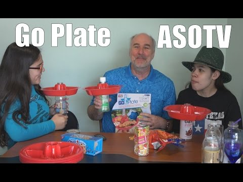 Go Plate Review- As Seen On TV | RainyDayDreamers in 4k CC
