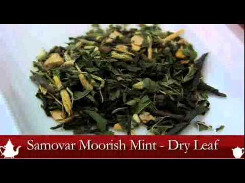 Samovar Moorish Mint