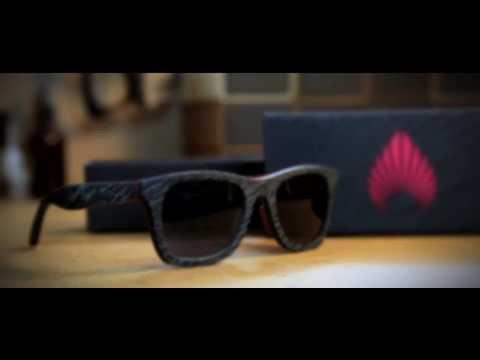 INDUSTREES - Wood Sunglasses Handmade in France