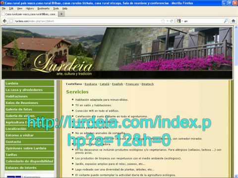 casas rurales bizkaia