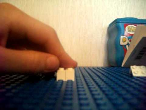 How to build a easy Lego TV