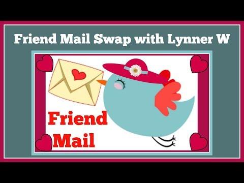 Friend Mail Swap📫 from Lynner W
