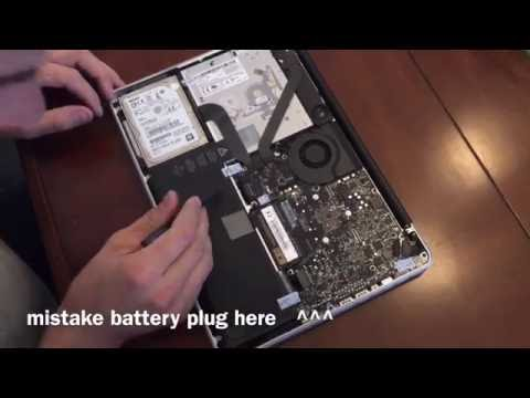 2012 Macbook Pro Fan Cleaning, improves gaming performance and cooling from overheating