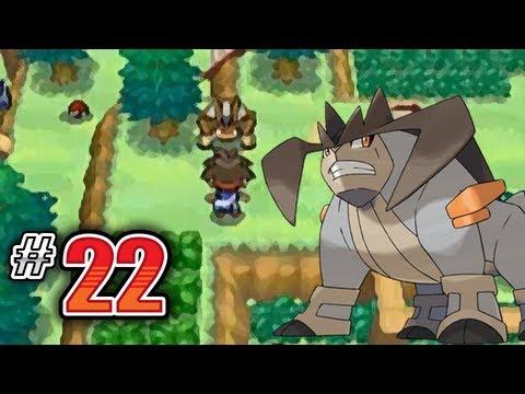 Let's Play Pokemon: White 2 - Part 22 - TERRAKION