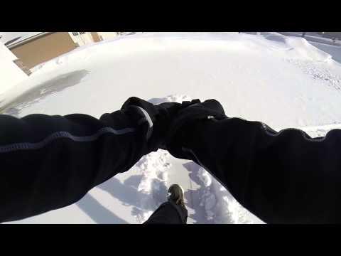 Heart attacks and shoveling snow