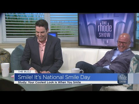The Buzz - National Smile Day 5/31/18