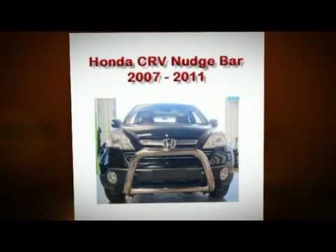 Honda CRV Nudge Bar 2007-2012