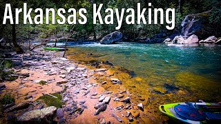 Arkansas Kayaking | Exploring Cadron Creek & Lake Ouachita