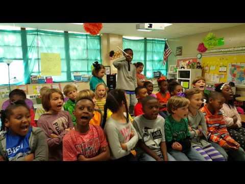 Ms. Edwards' Class Raps the 9 Times Tables!