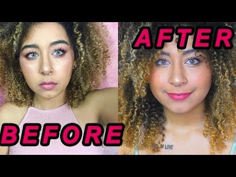 How To Make Your Hair Look Longer | Preventing Curl Shrinkage