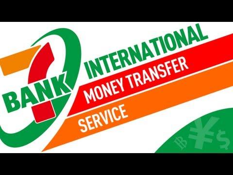Seven Bank International Money Transfer Service