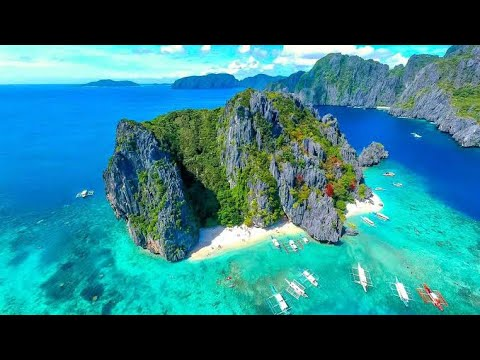 PALAWAN ISLAND, Philippines - TRAVEL+LEISURE 2017 # 1 Best Island in the World