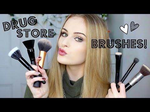 BEGINNERS BRUSH GUIDE | Face Brushes!