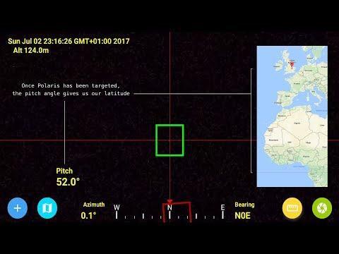 How to use Polaris to determine your latitude