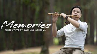 Maroon 5 - Memories | Melodious Flute Cover | Swarnim Maharjan