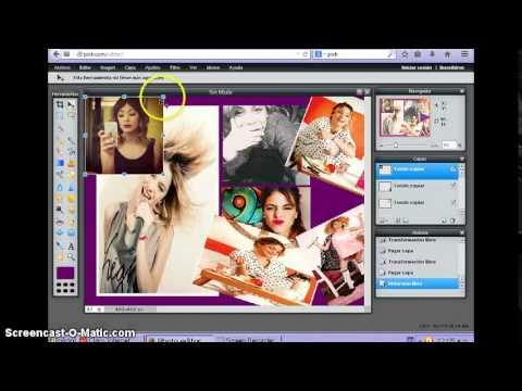 Como Hacer Un Collage En Pixlr?