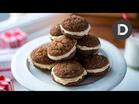 Chewy Ginger Bread Cookie Recipe!