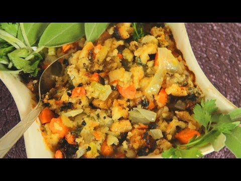 Thanksgiving Turkey Stuffing & Dressing Recipe