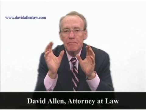 David Allen - Pension Benefits after Divorce