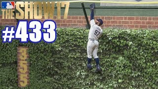 BOBBY CROSBY VS. COREY SEAGER IN THE NLCS!   MLB The Show 17   Road to the Show #433