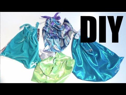 How To Make A Grip Bag!! | GymnasticsX2