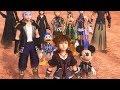 Kingdom Hearts 3 - Final Boss & All Endings