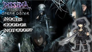 Dissidia Final Fantasy Opera Omnia Global Anniversary Free