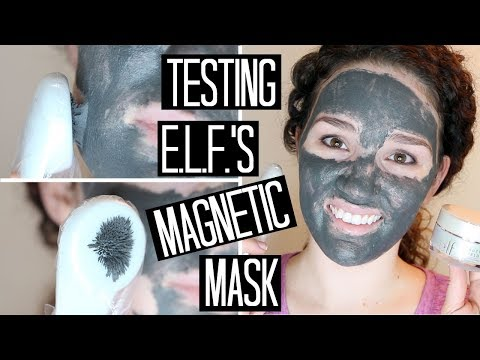 e.l.f. Beauty Shield Magnetic Mask First Impression Review