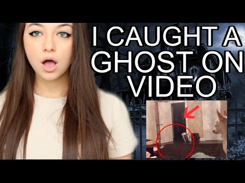 CATCHING A GHOST ON VIDEO *NOT CLICKBAIT* UPDATE ON MY HAUNTED HOUSE